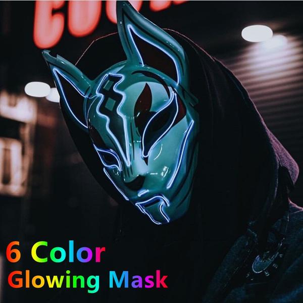 Cosplay, glowmask, Masks, cosplayheaddre