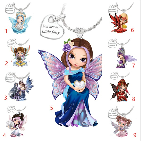 butterfly, Party Necklace, Fashion, Angel