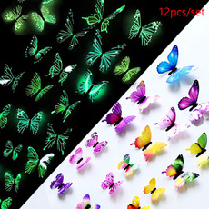 butterfly, Home & Kitchen, art, 3ddecal