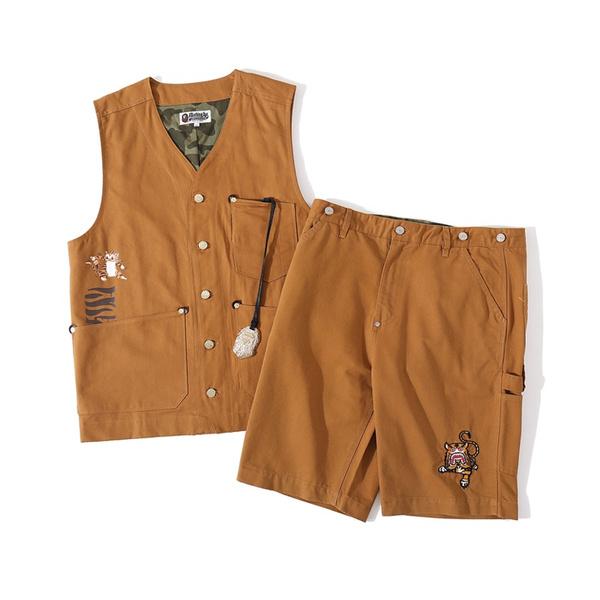 Tiger, Vest, Shorts, Men's vest