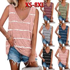 Summer, Fashion, printed shirts, womens top