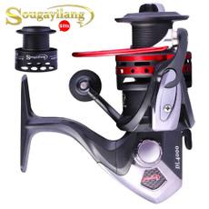 spinningreel, carpfishingreel, fishingrod, fishingspinningreel