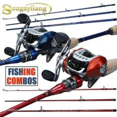 fishingpolecarbon, Outdoor, Bass, fishingrod