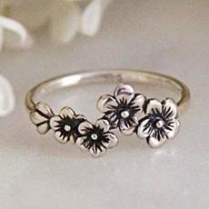 summermatching, Antique, Flowers, Jewelry
