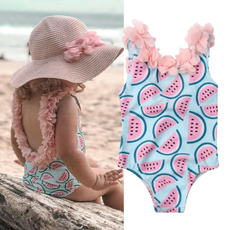watermelonprint, swimsuitpartyforkid, Fashion, Swimming