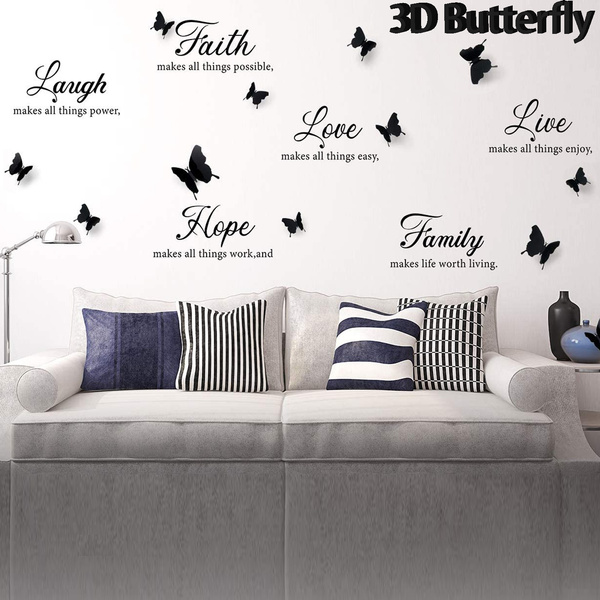 butterfly, Home & Kitchen, Decor, Love