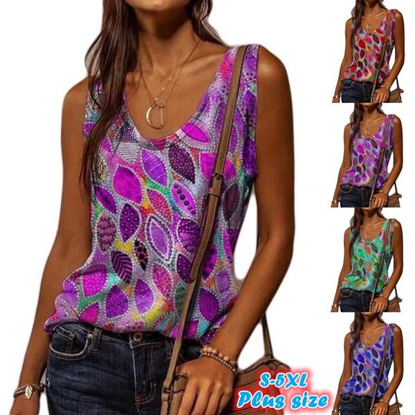 sleevelesstopsforwomen, blouse, womenroundnecktshirt, tunic