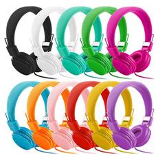 ipad, Headset, wiredearphone, kidsheadphone