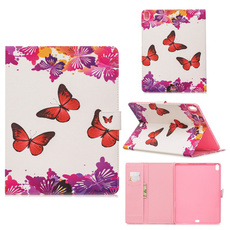 ipad, case, butterfly, Tablets