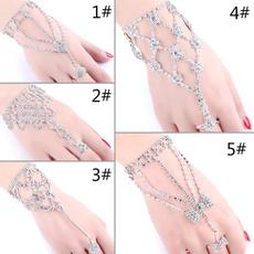 DIAMOND, Jewelry, Chain, Dancing