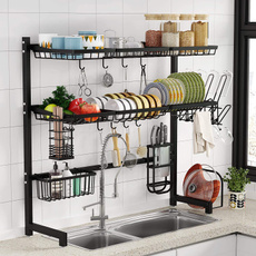 Steel, Kitchen & Dining, Home & Living, Shelf