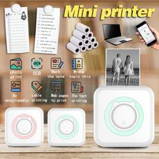 Mini, minithermalprinter, miniprinterforiphone, printerforstudent