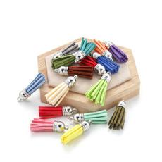 multifunctionalpendant, Keys, Tassels, Fiber