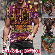 Summer, Printed T Shirts, Shirt, Sleeve