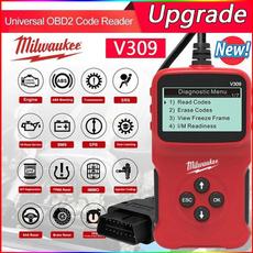 cardiagnostictool, obd2codereader, milwaukee, Automotive