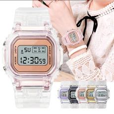 Fashion, Jewelry, clocksilicone, Clock