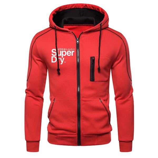 hoodiesformen, Fashion, Coat, warmlightweightcoatmen