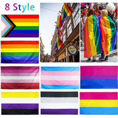 rainbow, bannersaccessorie, Love, lgbtbanner