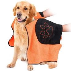 microfibertowel, Medium, Towels, Pets
