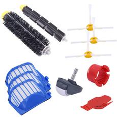 sidebrushe, cleaningbrush, mainrollersidebrush, forroombareplacementpart