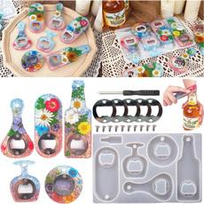 castingmold, bottlecapopener, Key Chain, Bottle
