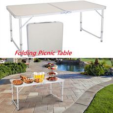 Foldable, Picnic, picnictable, Aluminum