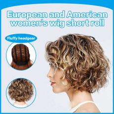 wig, brown, Shorts, Cosplay