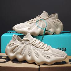 Summer, Sneakers, Breathable, Men