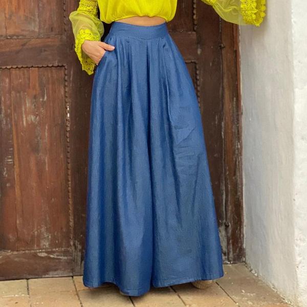 Women Pants, longtrouser, Fashion, hosendamen