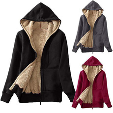cardigan, Winter, Zip, Long Coat