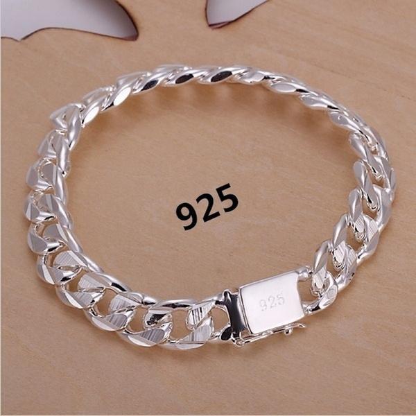 Sterling, Sideways, Fashion, Jewelry