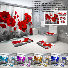 decoration, Bathroom, Flowers, Home Decor