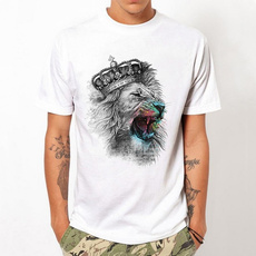 King, Tees & T-Shirts, men's cotton T-shirt, Cotton T Shirt
