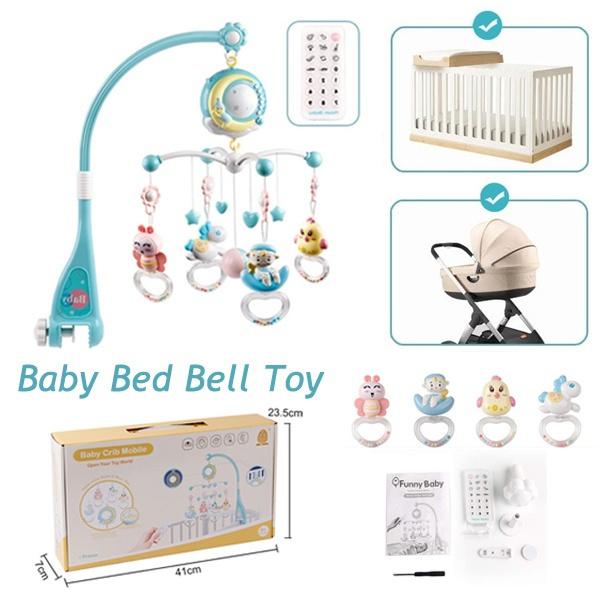 babybedbelltoy, Toy, Remote Controls, Remote