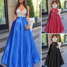 gowns, long skirt, Plus Size, looseskirt