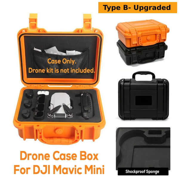 Storage Box, case, rcdronebox, djimavicminiaccesorie