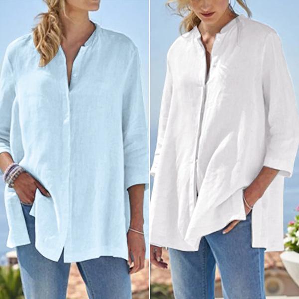 blouse, Holiday, Cotton, Fashion