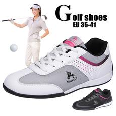 Women, golfshoesspikele, Golf, Waterproof