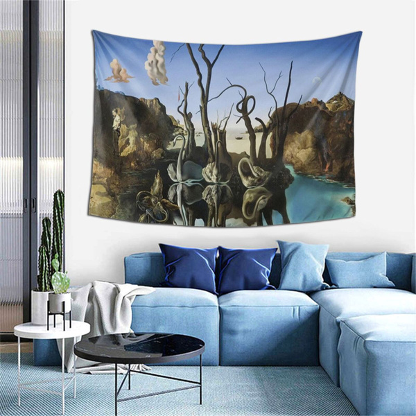 Polyester, wallhangingtapestry, Decor, artforhomedecorwallhangingtapestry