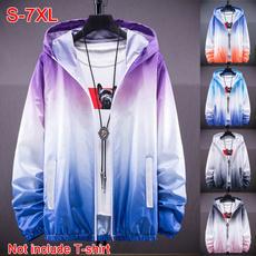 waterproofcoat, Fashion, hoodedjacket, unisex
