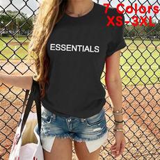 Summer, Fashion, Shirt, roundnecktshirt