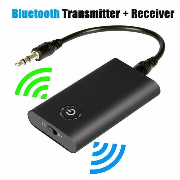 Transmitter, caradapter, bluetoothtransmitter, transmitterreceiver