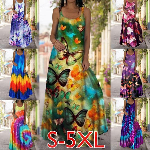 Summer, Vest, summer dress, butterflydre