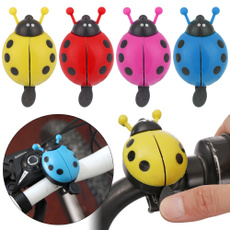 ladybug, Cycling, Sports & Outdoors, bicyclebell