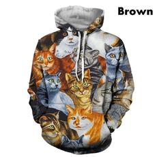 3D hoodies, trending, cathoodie, unisex