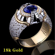Sterling, Fashion, wedding ring, Diamond Ring