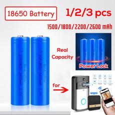 doorbell, homesecurity, Battery, wirelessvideosender