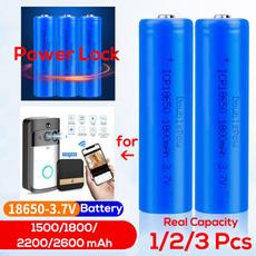 doorbell, Door, homesecurity, Battery