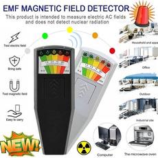 ghost, emfmeter, led, Monitors