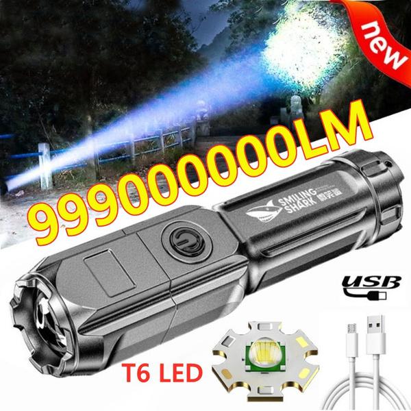 Flashlight, flashlight6led, Outdoor, led